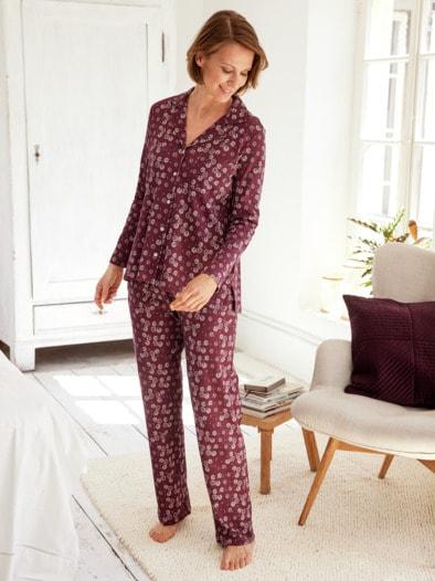 Schlafanzug Hautschmeichler