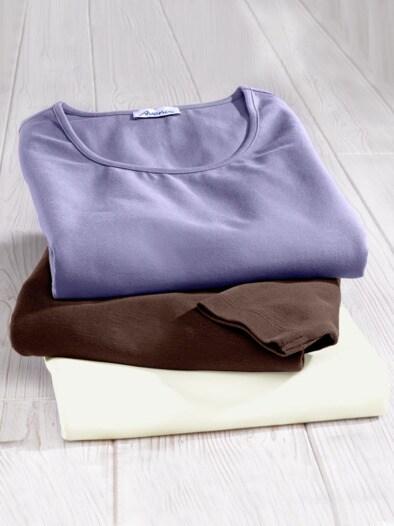 Wohlfühl-Langarm-Shirt