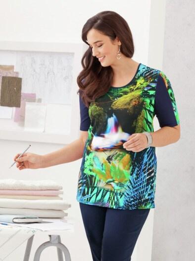 Shirt Regenwald