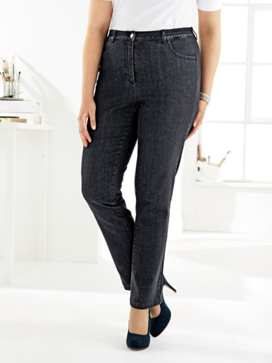 Komfortbund-Jeans 5-Pocket