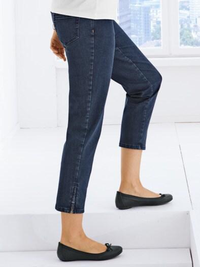 Die perfekte Jeans 7/8-Länge