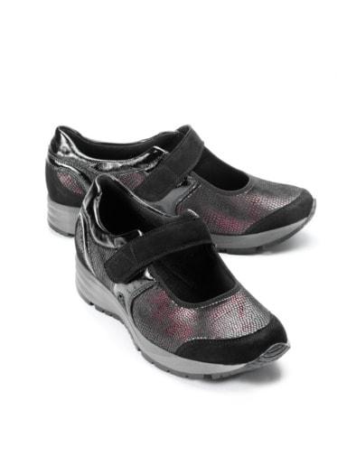 Waldläufer-Hallux-Klett-Sneaker
