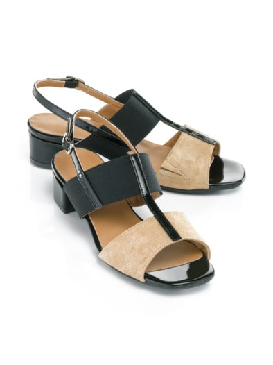 Komfort-Sandalette Elegance