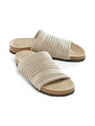 Hallux-Soft-Pantolette