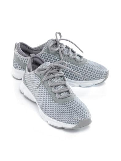 04868f0c11027 Sommerleicht-Sneaker Grau im Online-Shop bequem kaufen