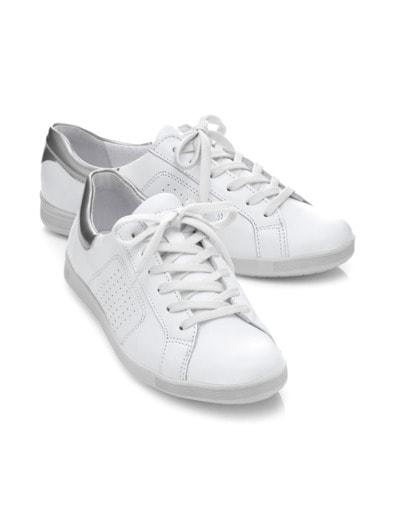 d6d3b28f062c1 Soft-Sneaker Sporty Weiß im Online-Shop bequem kaufen