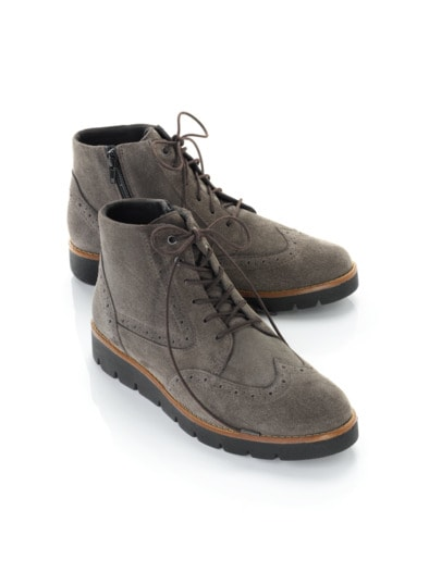 Schnür-Boots Flexibility