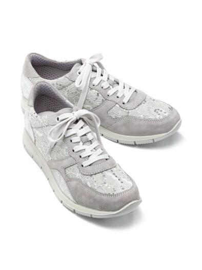 Leicht-Sneaker Spitzendessin