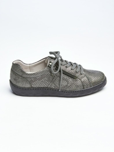 Waldläufer Luftpolster Sneaker Easy | Grau | Avena