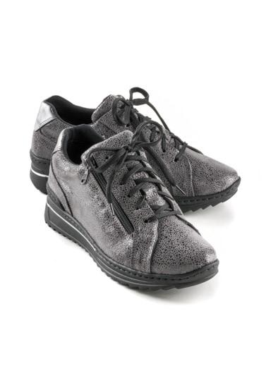 Reißverschluss-Schuh Wohlfühlweite