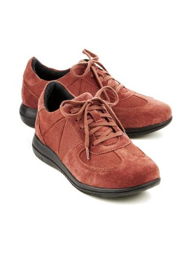 Green Comfort-Sneaker Federleicht