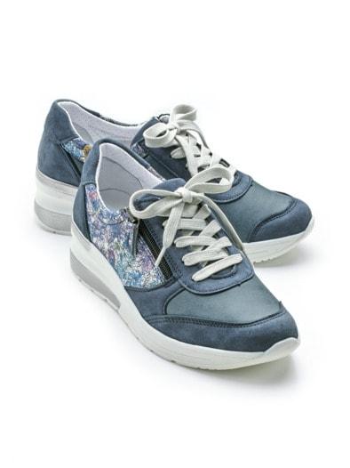 Hallux-Sneaker Hüftschwung