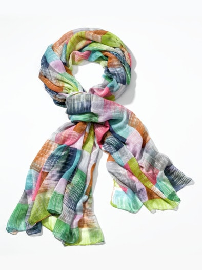 Multi-Color-Schal