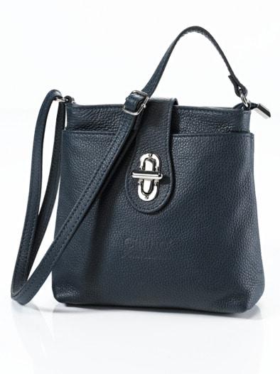 Leder-Handtasche Rundum Sorglos