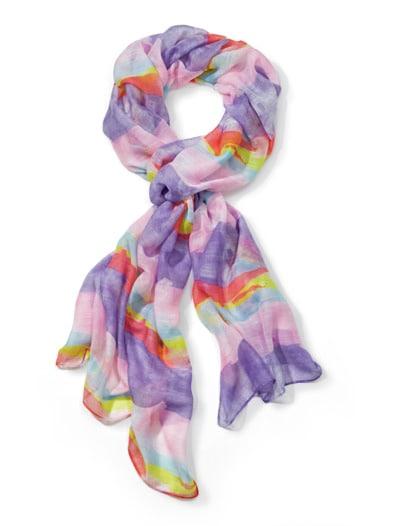 Aquarell-Schal