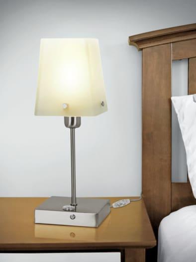 4 in 1-Nachttisch-Lampe