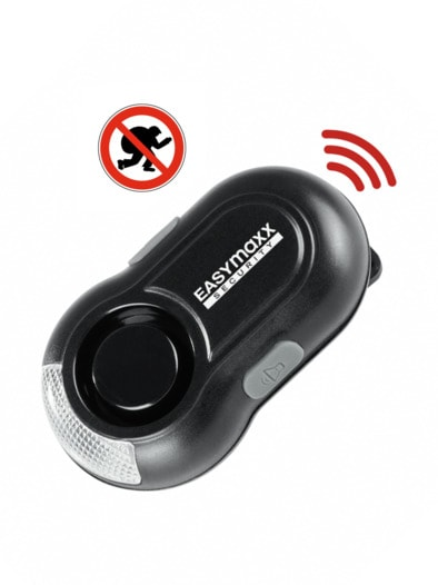 Sicherheits-Clip mit Alarmton