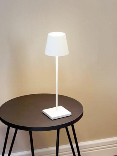 LED-Tischleuchte kabellos