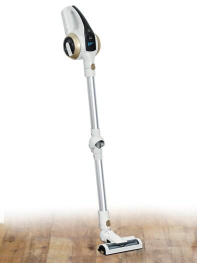 Akku-Staubsauger mit Knickgelenk