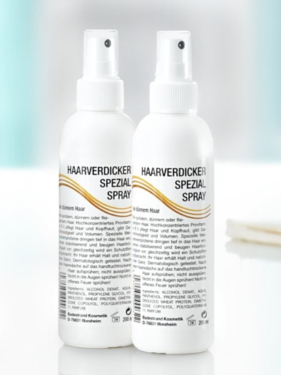 Haarverdicker-Spray 2er Pack