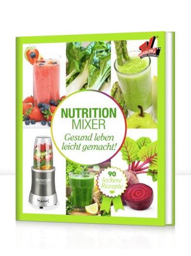 Nutrition Mixer Rezept-Buch
