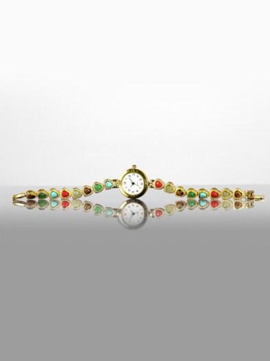 Magnetschmuck Armbanduhr