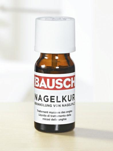 Anti-Nagelpilz-Kur