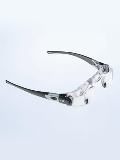 MAX TV Fernsehbrille