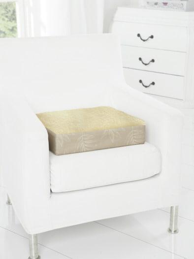 Schurwoll-Komfort-Sitzkissen