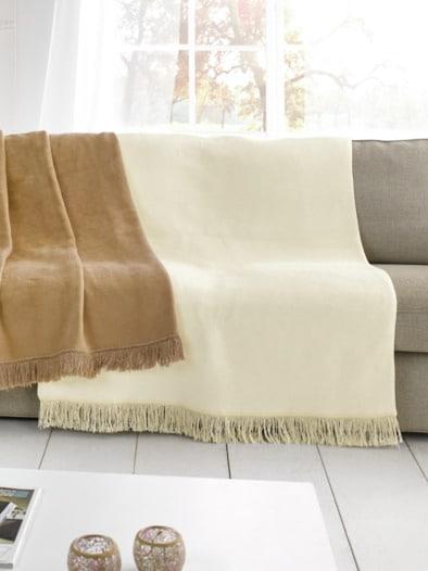 2-in1-Sofa-Decke 100x200