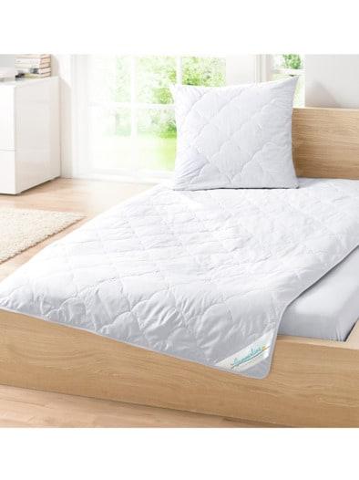 Leinen & Seide Bettdecke 135x200cm