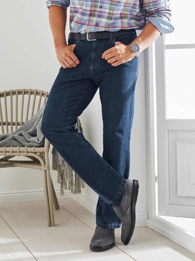 Rundum-Stretch-Jeans