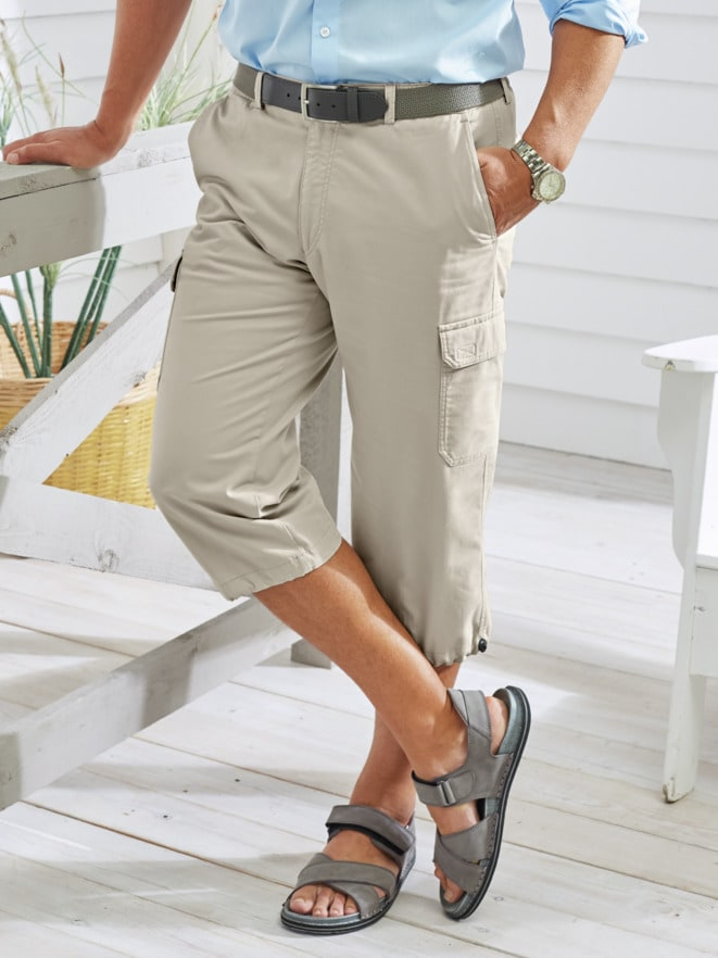 Komfortbund-Hose Fleckschutz