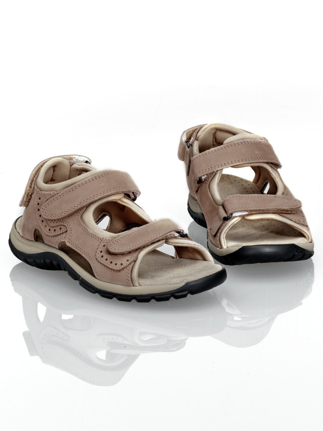 Herren-Klepper-Trekking-Sandale