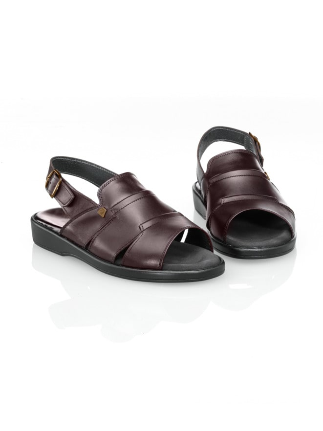 Extraweit-Sandale