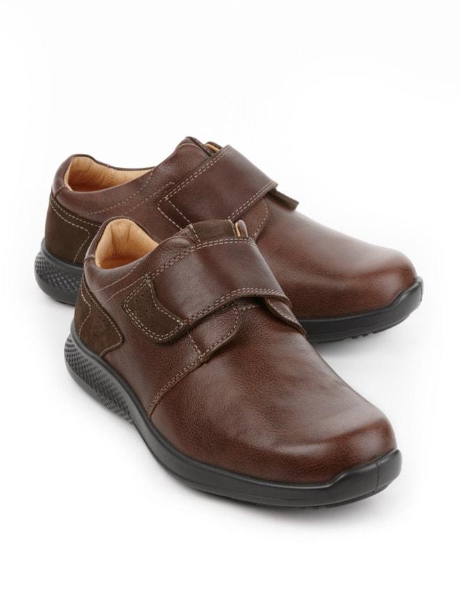 Klett-Sneaker Weitenkomfort