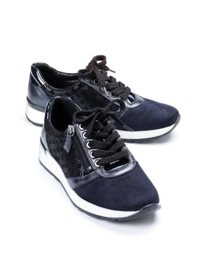 Hallux-Sneaker Trendy low