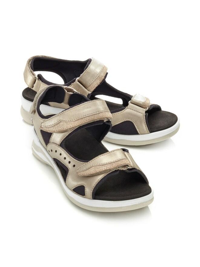 Damen-Hallux-Trekking-Sandale
