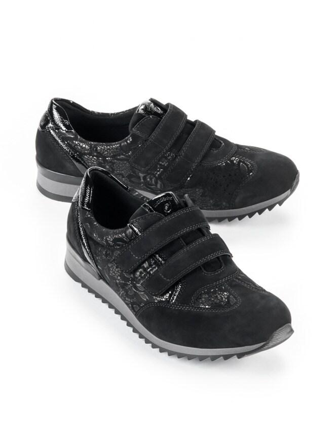 Waldläufer-Prophylaxe Klett-Sneaker
