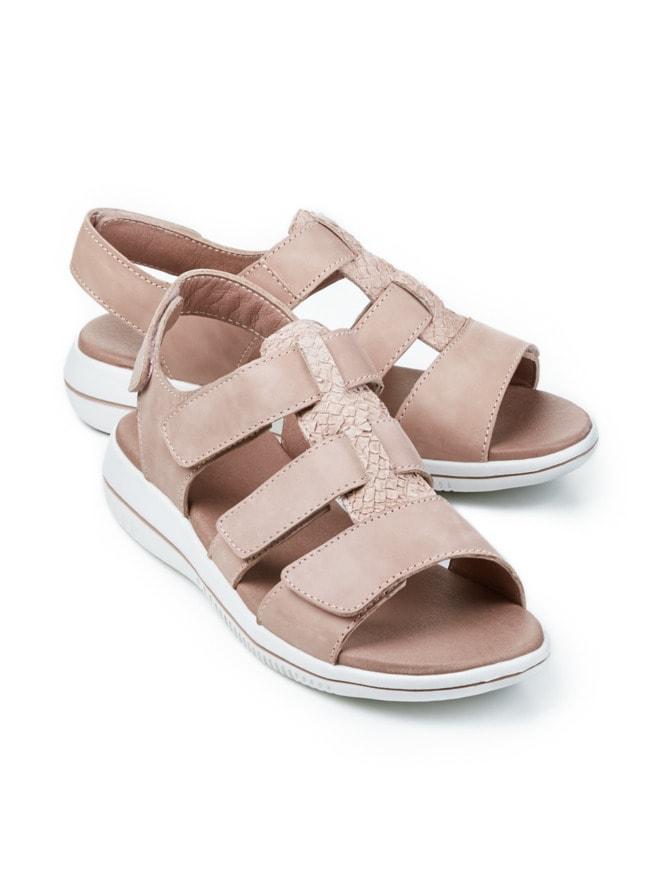 Green Comfort-Sandale Extraweich