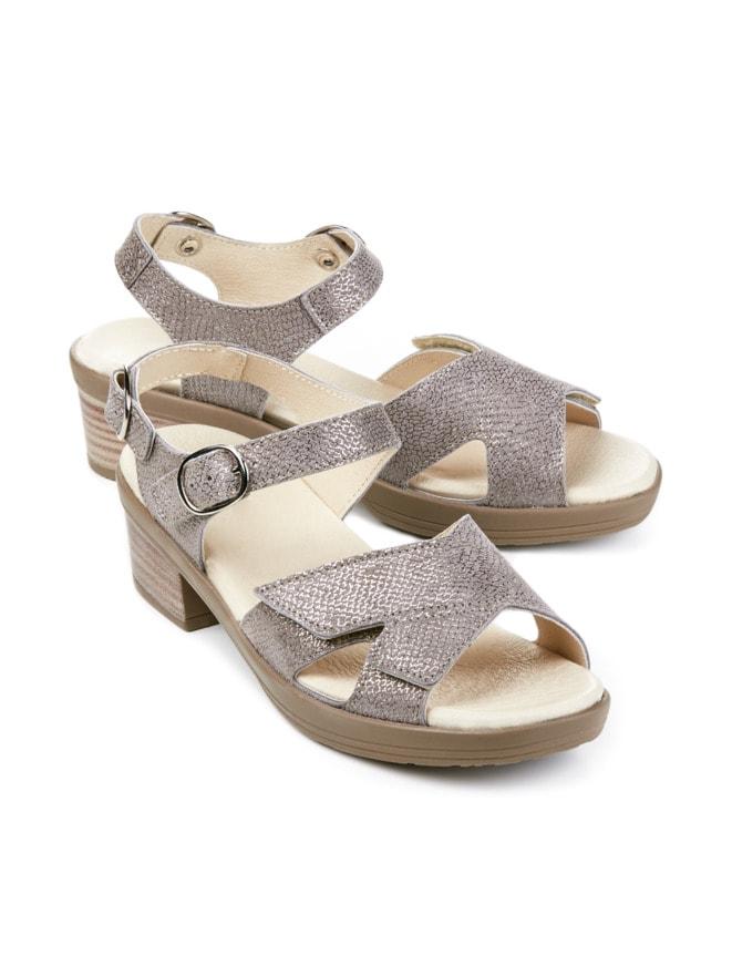 Klett-Sandalette Soft-Feeling