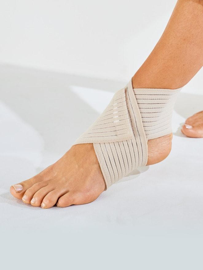 Knöchelgelenk-Bandage