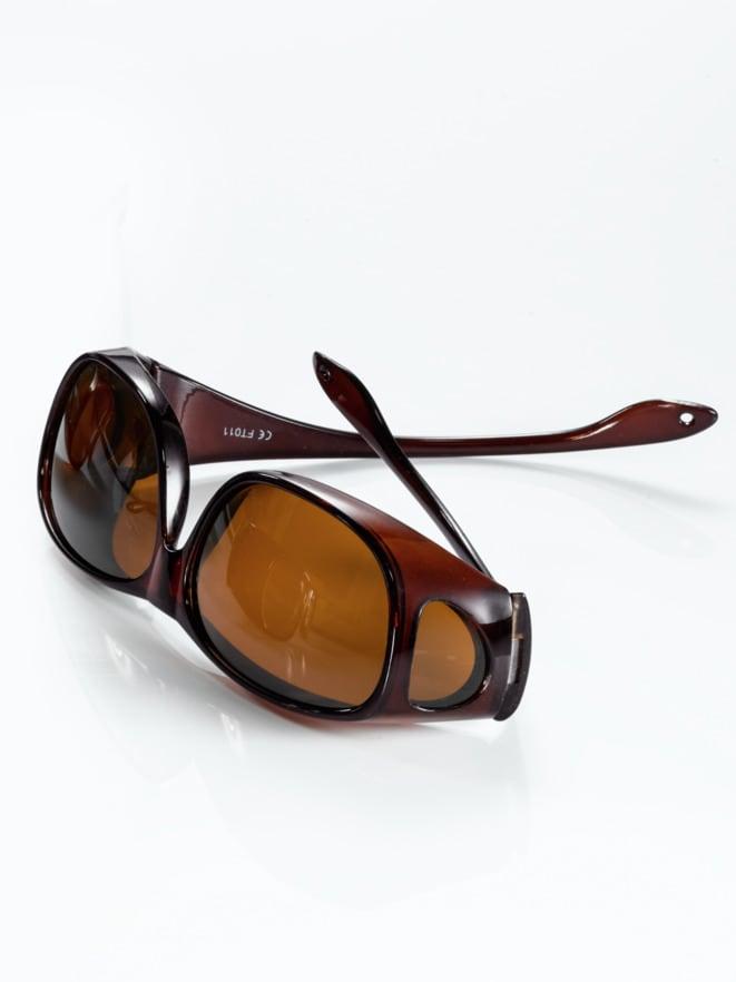 Überzieh-Sonnenbrillen Unisex
