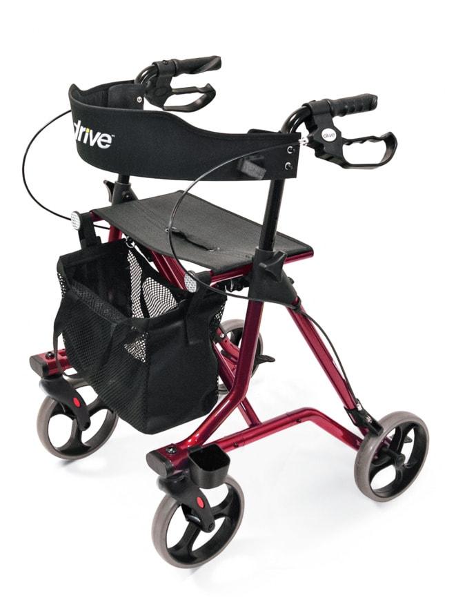 Komfort-Rollator Leichtgewicht