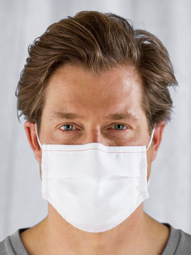 Mund- und Nasen-Textilmasken 6erSet