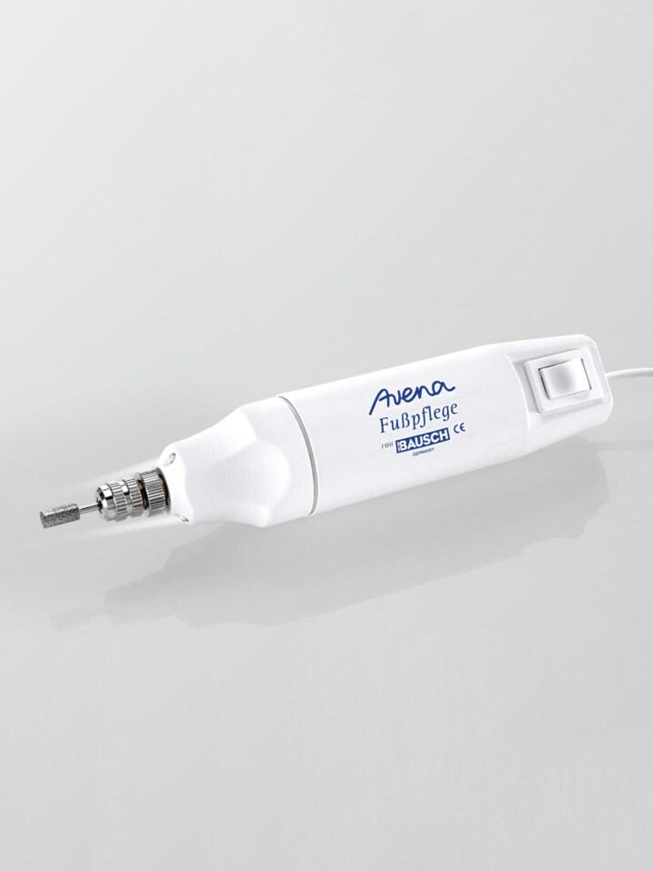 Avena Fußpflege-Set m.Lichtfunktion Weiß