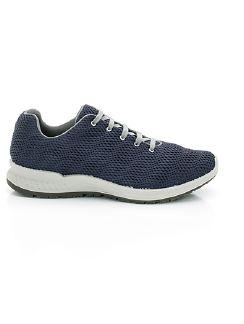 Herren-Sneaker Feel free Blau/Anthrazit Detail 5