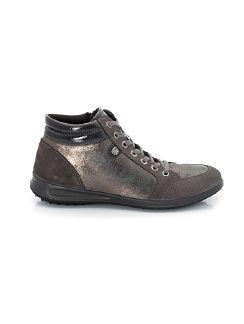Antishock-Sneaker Leichtgewicht Grau Detail 6